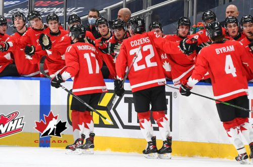 Canada Win Over Russia 2021 WJC