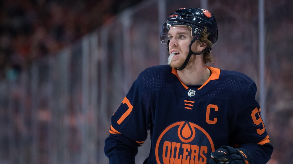 Connor-McDavid-Edmonton-Oilers-2 Top 10 plays from 2019-2020: Connor McDavid Connor McDavid Edmonton Oilers NHL