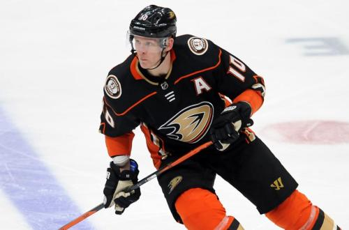 Corey Perry Anaheim Ducks Dallas Stars 6