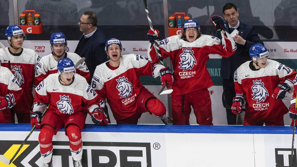 Czech-Republic-Russia-Hockey-1024x576 2021 World Junior Championships: Czech Republic - Russia 12.27.20 2021 World Junior Championships Team Czech Republic Team Russia