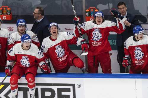 Czech Republic Russia Hockey