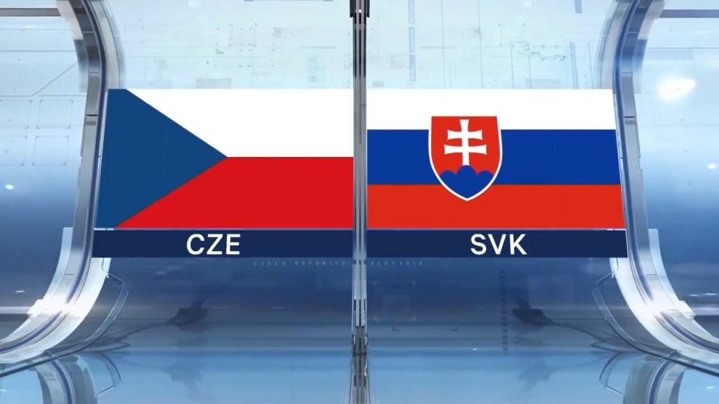 Czech-Republic-Slovakia-Hockey-3-1024x576 2021 World Junior Championships: Czech Republic - Slovakia 12.23.20 Exhibition Highlights 2021 World Junior Championships Team Czech Republic Team Slovakia