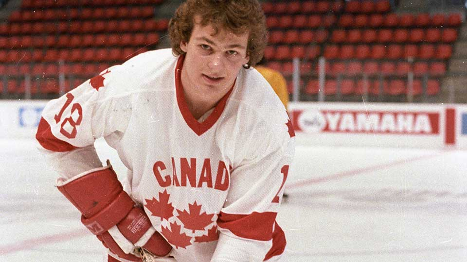 Dale-Hawerchuk-Canada Dale Hawerchuk Buffalo Sabres Dale Hawerchuk Philadelphia Flyers Winnipeg Jets