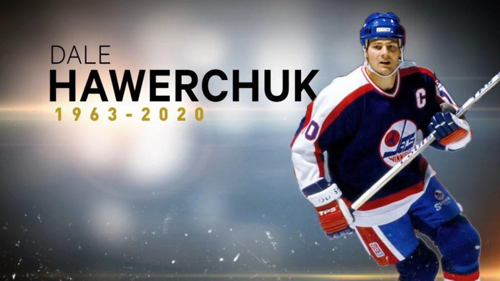 Dale-Hawerchuk-RIP Dale Hawerchuk Buffalo Sabres Dale Hawerchuk Philadelphia Flyers Winnipeg Jets