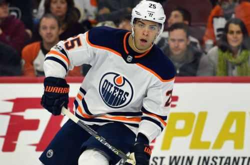 Darnell Nurse Edmonton Oilers 9