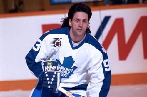 Doug Gilmour Mullet