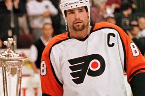 Eric Lindros Philadelphia Flyers 14