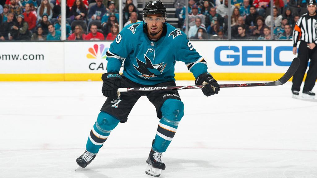Evander-Kane-San-Jose-Sharks Evander Kane Atlanta Thrashers Buffalo Sabres NHL San Jose Sharks Winnipeg Jets