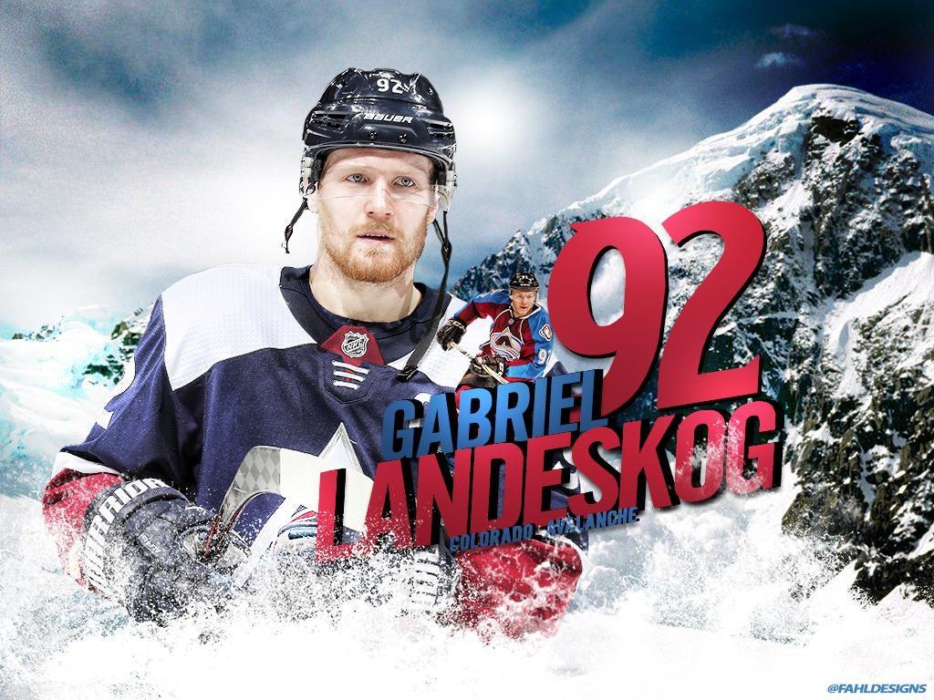Gabriel-Landeskog-Colorado-Avalanche-Wallpaper-2 Gabriel Landeskog Colorado Avalanche Gabriel Landeskog NHL