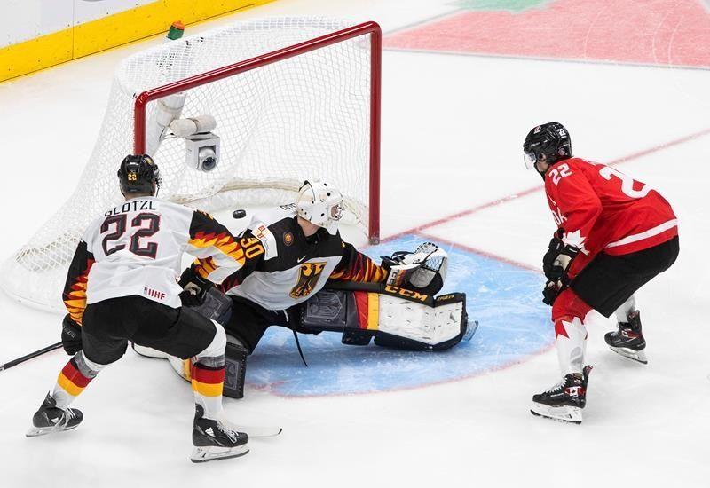 Germany-Canada-World-Juniors 2021 World Junior Championships: Canada - Germany Highlights 12.26.20 2021 World Junior Championships Team Canada Team Germany