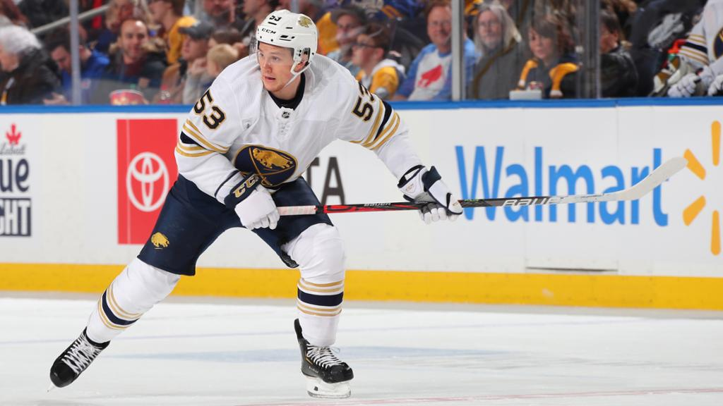 Jeff-Skinner-Buffalo-Sabres-1 Holy crap Jeff Skinner is a $9M healthy scratch! Buffalo Sabres Jeff Skinner