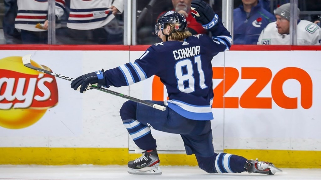 Kyle-Connor-Winnipeg-Jets-Celly-1024x576 Top 10 Plays from 2019-20: Kyle Connor Winnipeg Jets