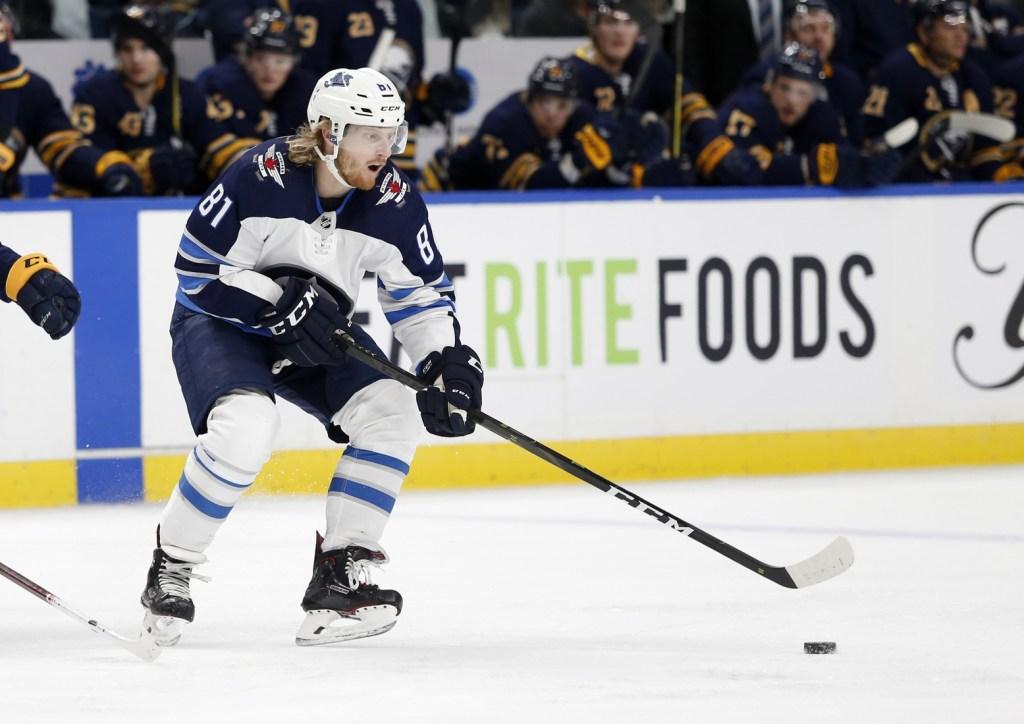 Kyle-Connor-Winnipeg-Jets-White-Jersey-1024x724 Top 10 Plays from 2019-20: Kyle Connor Winnipeg Jets