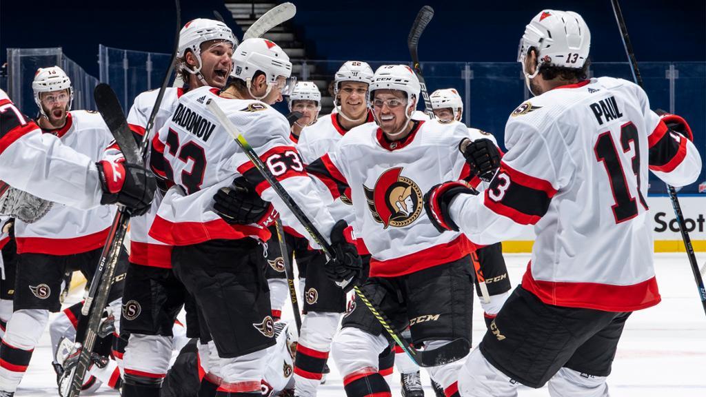 Leafs-Senators-Blown-Lead-2.25.21-1 The Maple Leafs impressively blow a 5-1 lead to the worst team in the NHL - 2.15.21 Ottawa Senators Toronto Maple Leafs