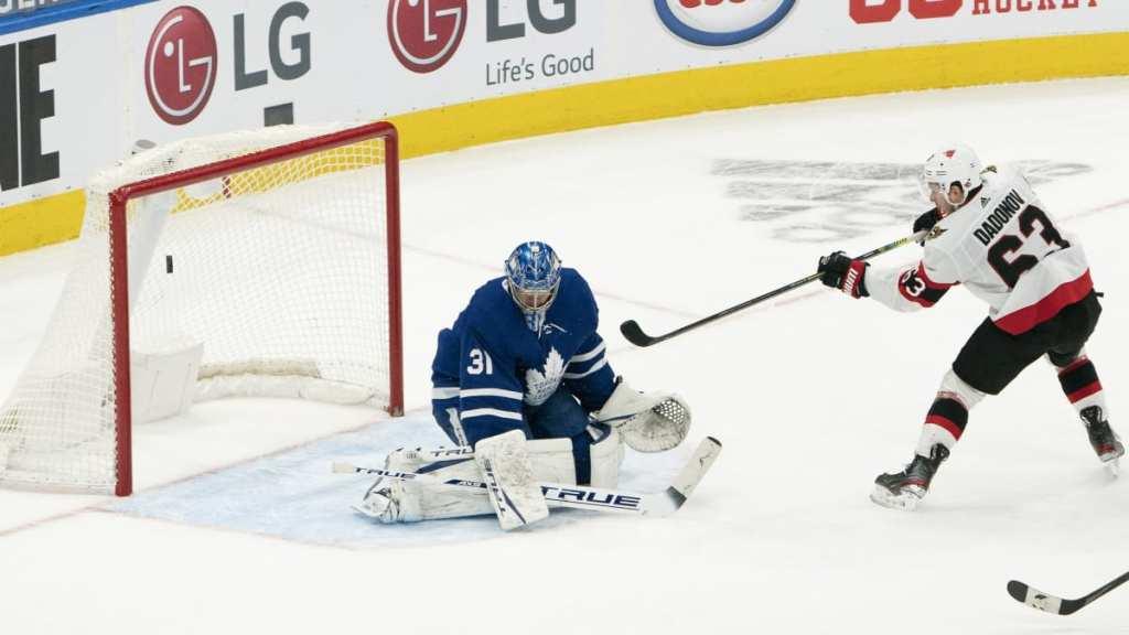 Leafs-Senators-Blown-Lead-2.25.21-2-1024x576 The Maple Leafs impressively blow a 5-1 lead to the worst team in the NHL - 2.15.21 Ottawa Senators Toronto Maple Leafs