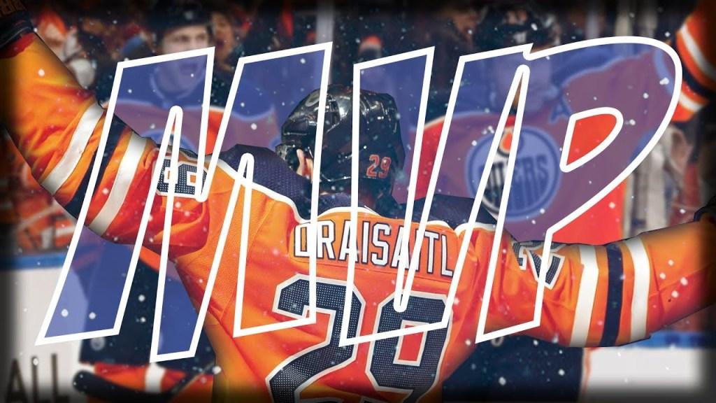 Leon-Draisaitl-Edmonton-Oilers-Celebrations-1024x576 Top 10 plays from 2019-2020: Leon Draisaitl Edmonton Oilers Leon Draisaitl NHL