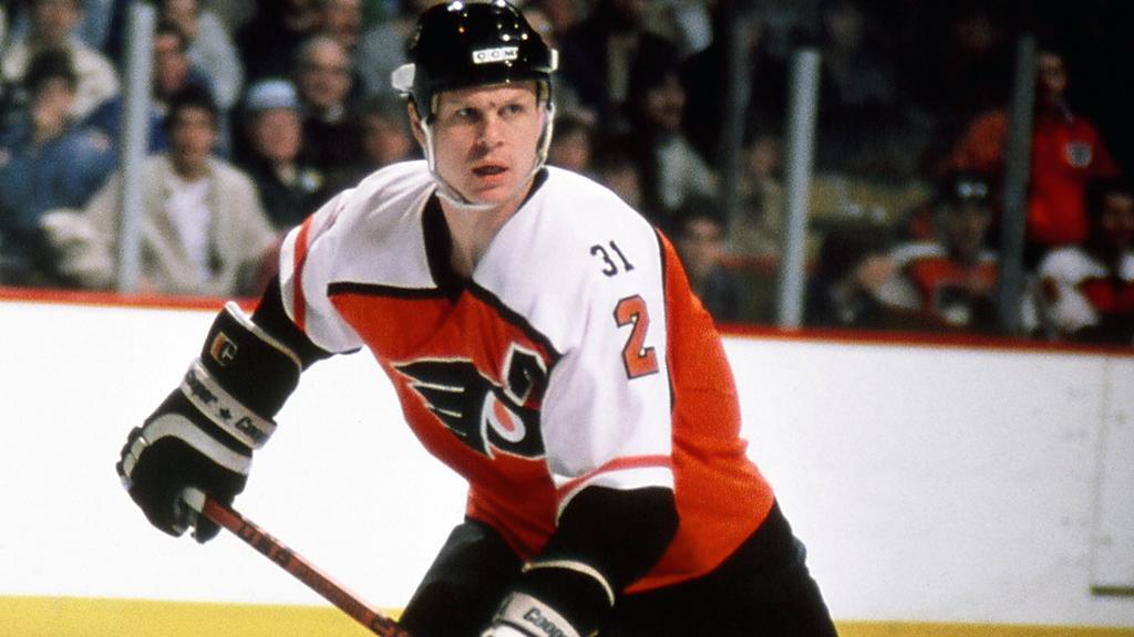 Mark-Howe-Philadelphia-Flyers-1 Mark Howe Hartford Whalers Mark Howe Philadelphia Flyers