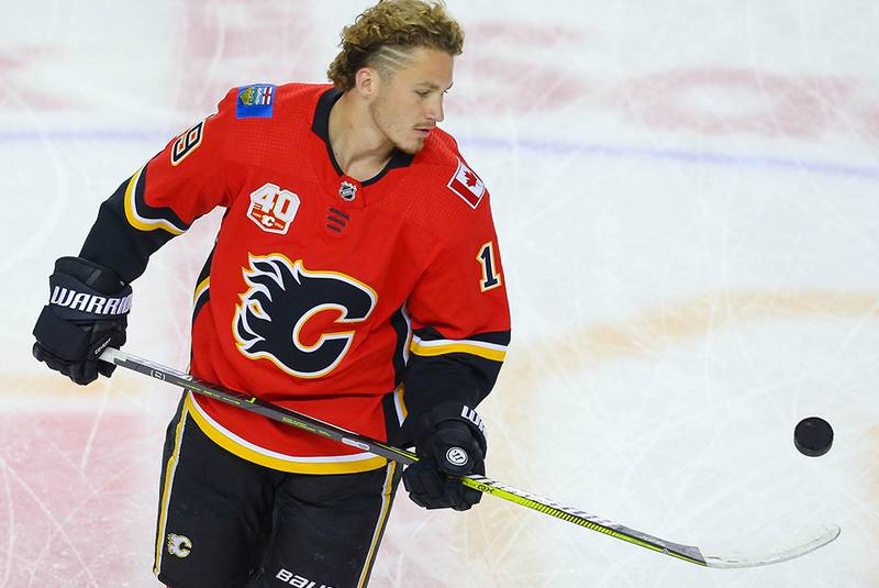 Matthew-Tkachuk-Calgary-Flames-Pest-5 Top 5 plays from 2019-2020: Matthew Tkachuk Calgary Flames Matthew Tkachuk