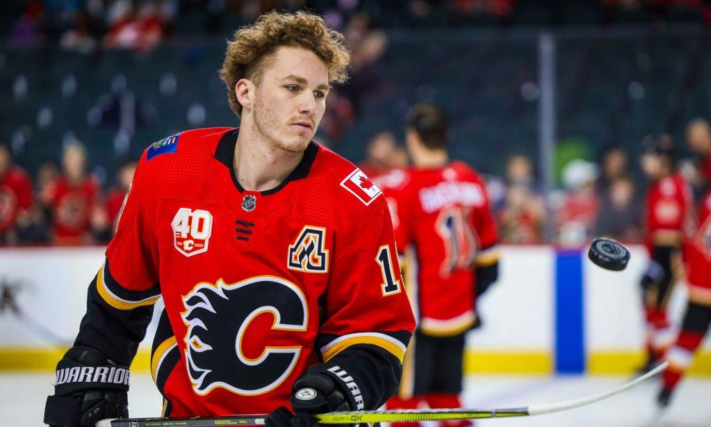 Matthew-Tkachuk-Calgary-Flames-Pest-7-1024x614 Top 5 plays from 2019-2020: Matthew Tkachuk Calgary Flames Matthew Tkachuk