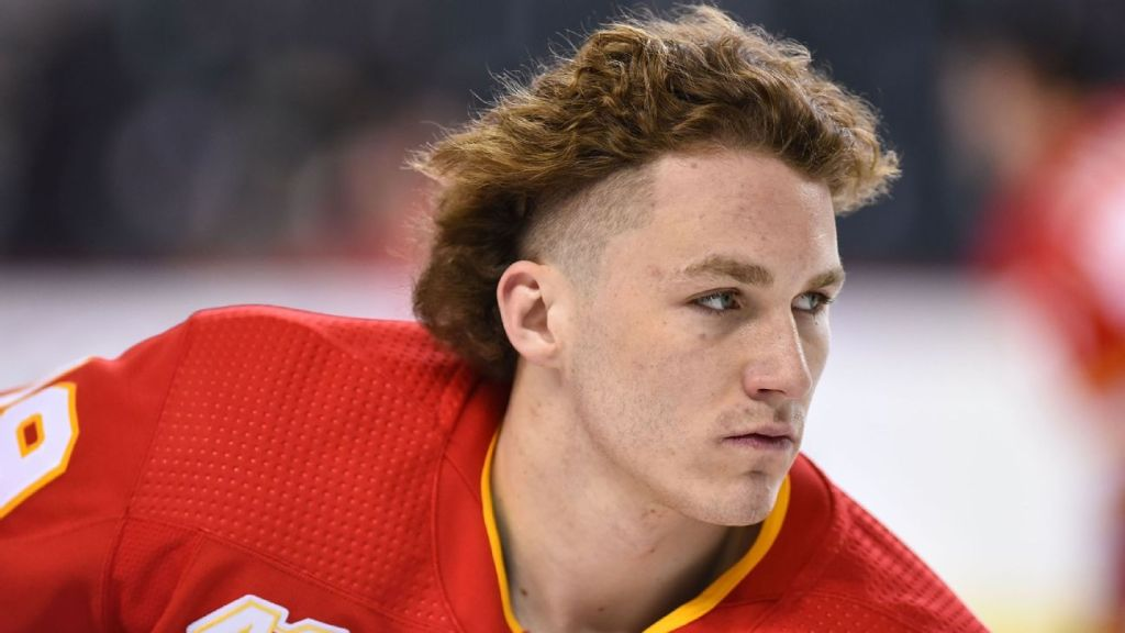 Matthew-Tkachuk-Calgary-Flames-Pest-8-1024x576 Top 5 plays from 2019-2020: Matthew Tkachuk Calgary Flames Matthew Tkachuk