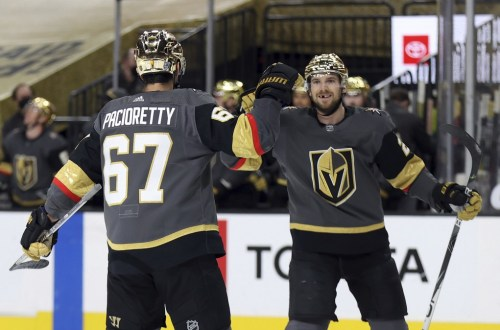Max Pacioretty Vegas Golden Knights 3