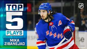 Mika-Zibanejad-New-York-Rangers-8 Top 10 plays from 2019-2020: Mika Zibanejad Mika Zibanejad New York Rangers