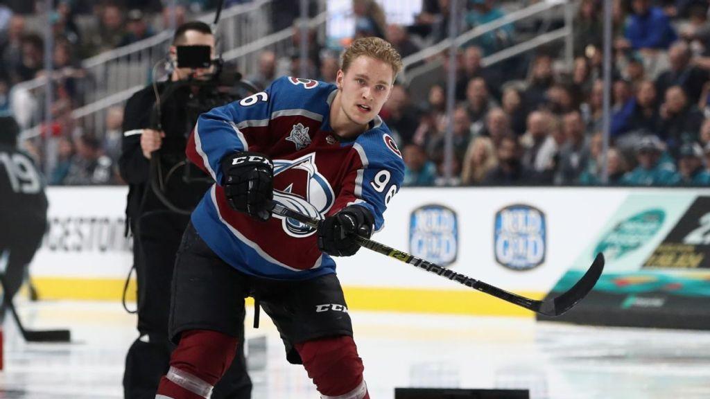Mikko-Rantanen-Colorado-Avalanche-All-Star-1024x576 Top 5 plays from 2019-2020: Mikko Rantanen Colorado Avalanche Mikko Rantanen NHL
