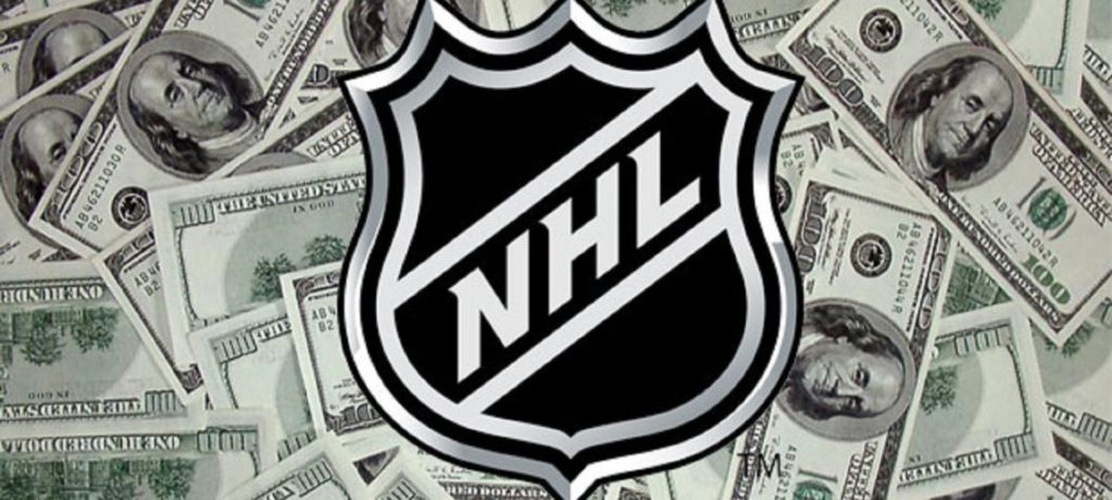 NHL-Money-Cash-1024x460 And the most valuable team in the NHL is... NHL