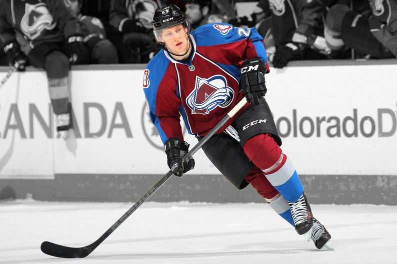 Nathan-MacKinnon-of-the-Colorado-Avalance-Young The High Button Podcast: Nathan MacKinnon - Worth a listen! Colorado Avalanche Nathan MacKinnon