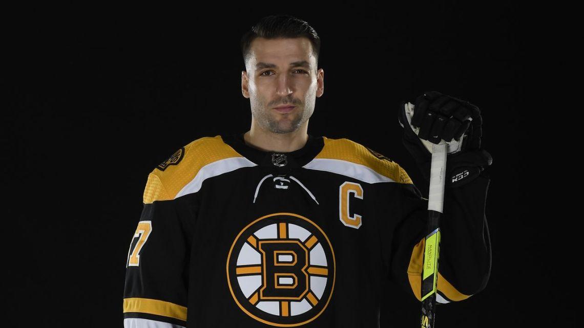Patrice Bergeron Boston Bruins 2