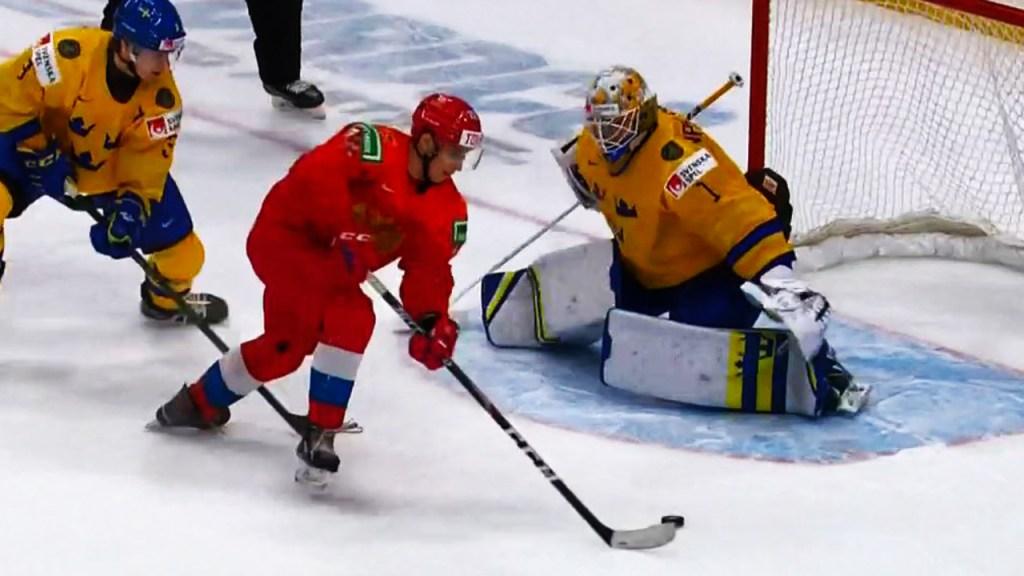 Russia-OT-Winner-vs-Sweden-1024x576 2021 World Junior Championships: Russia – Sweden 12.30.20 2021 World Junior Championships Team Russia Team Sweden