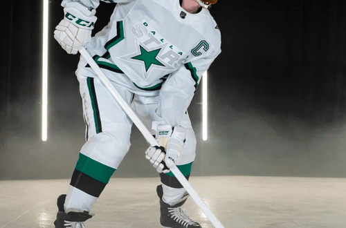 Dallas Stars Reverse Retro Full Jersey