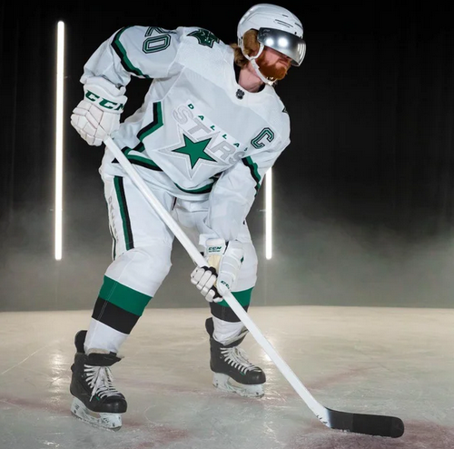 Screen-Shot-2020-11-30-at-6.30.26-PM The full look of the Dallas Stars Reverse Retro that everyone hated initially...still hate them? Dallas Stars NHL Reverse Retro Jerseys