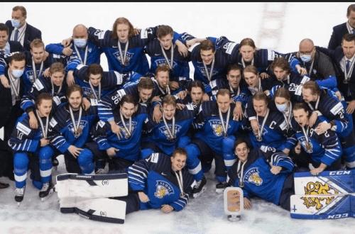 Finland Bronze Medal 2021 WJC