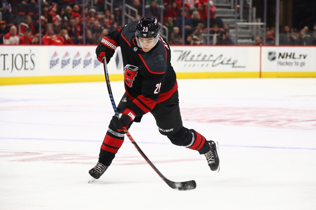 Sebastian-Aho-Carolina-Hurricanes-7-1024x683 Top 10 plays from 2019-2020: Sebastian Aho Carolina Hurricanes Sebastian Aho