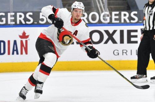 Thomas Chabot Ottawa Senators 10