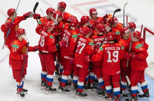World Junior Russia Barely Beats Germany 1280x720