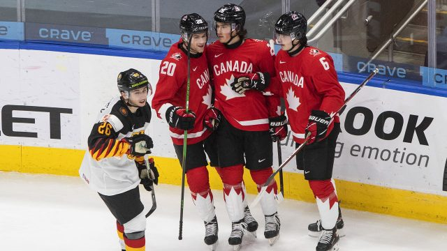 canada-germany-640x360-1 2021 World Junior Championships: Canada - Germany Highlights 12.26.20 2021 World Junior Championships Team Canada Team Germany