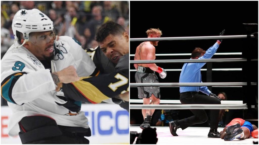 ekanejpaul-1024x576 Evander Kane wants to fight both Jake and Logan Paul! Evander Kane Jake Paul Logan Paul San Jose Sharks