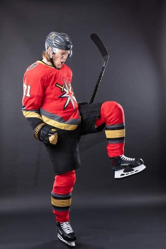 igsvx24ceu361 The full jersey reveal of the Vegas Golden Knights Revere Retro NHL Reverse Retro Jerseys Vegas Golden Knights William Karlsson
