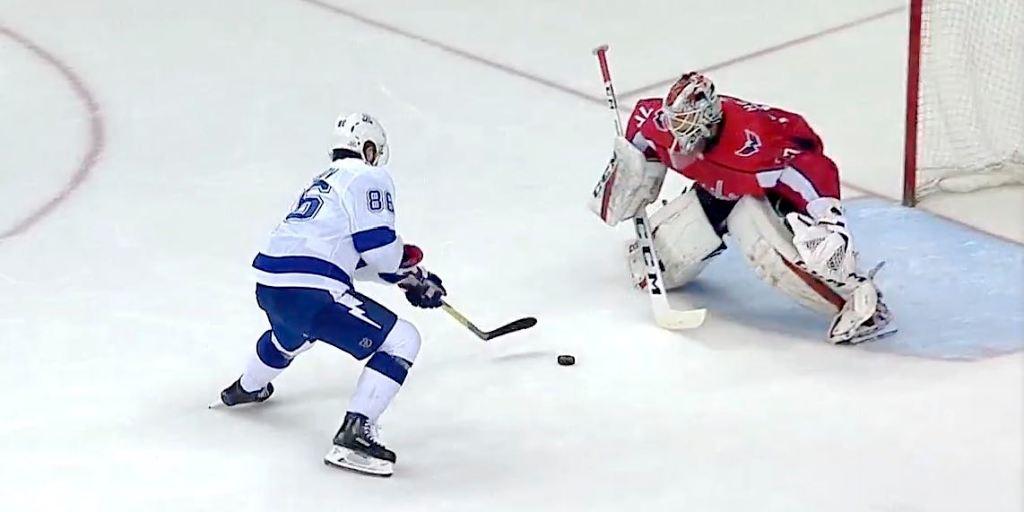 nikita-kucherov-braden-holtby Nikita Kucherov NHL Nikita Kucherov Tampa Bay Lightning