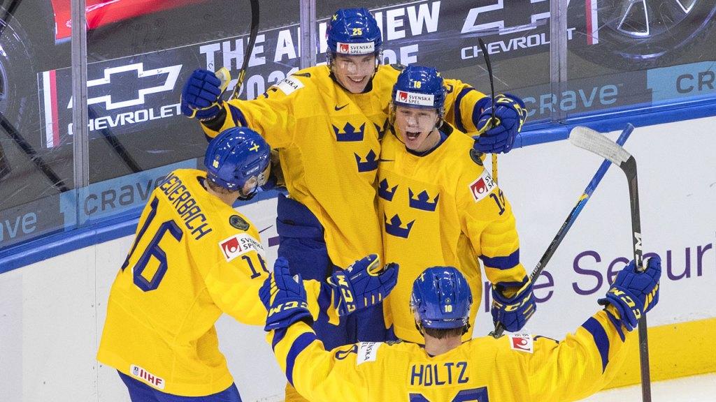sweden-czech-republic-1024x576 2021 World Junior Championships: Sweden - Czech Republic Highlights 12.26.20 2021 World Junior Championships Team Czech Republic Team Sweden